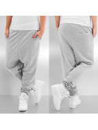 Baggy Sweat Pants Grey M...