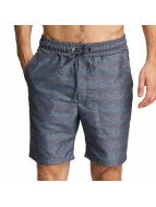 Just Rhyse Salton City Swim Shorts Anthracite