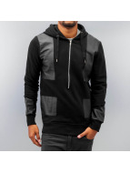 Black In Black Zip Hoody...
