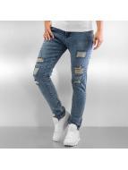 Just Rhyse Boyfriend jeans Rosa blauw
