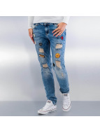 Just Rhyse Boyfriend jeans Roslyn blauw