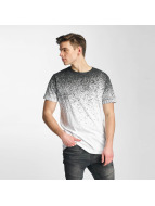 Just Rhyse Camiseta Splashes blanco