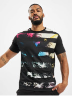Just Rhyse Camiseta Beach II negro