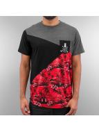 Just Rhyse Camiseta Alexander negro