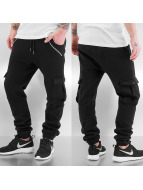 Cargo Sweat Pants Black...