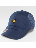 Just Rhyse Casquette Fitted Star bleu
