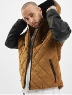 Just Rhyse Chaqueta de invierno Quilted beis
