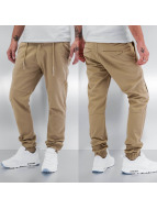 Just Rhyse Chinot/Kangashousut Anti Fit beige