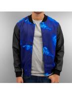 Just Rhyse College Jacke Galaxy blau