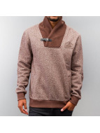 Denim Sweatshirt Brown M...