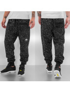 Dots Sweat Pants Black...