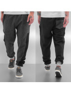 Felt Sweat Pants Black...