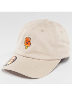 Just Rhyse Fitted Cap Popsicle brown
