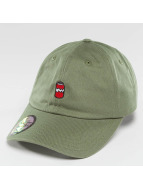 Just Rhyse Fitted Cap Can green