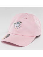 Just Rhyse Fitted Cap Unicorn pink