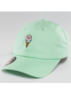 Just Rhyse Fitted Cap Icecream turquoise