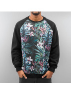Flower Sweatshirt Black...