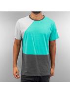 Friedrich T-Shirt Aqua/G...