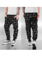 High Sweat Pants Black...
