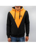 Just Rhyse Hoodie Triangle black