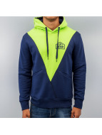 Just Rhyse Hoodie Triangle blue