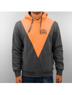 Just Rhyse Hoodie Triangle grey