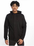 Just Rhyse Hoodies con zip Step nero