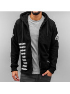 Just Rhyse Hoodies con zip *B-Ware* nero