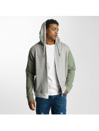 Just Rhyse Hoodies con zip Palo Alto oliva