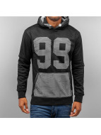 Just Rhyse Hoodies 99 svart