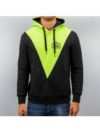 Just Rhyse Hoodies Triangle yeşil