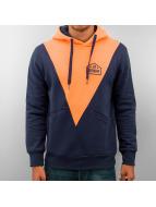 Just Rhyse Triangle Hoody Navy/Orange