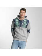 Just Rhyse Hoody Three Tone grau