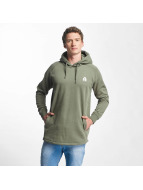 Just Rhyse Hoody Long olijfgroen