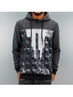 Just Rhyse Hoody Skyline schwarz