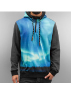 Just Rhyse Hoody Northern Lights zwart