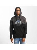 Just Rhyse Hoody Mountain zwart