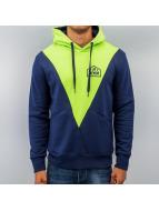 Just Rhyse Triangle Hoody Navy/Green