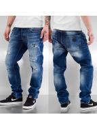 Just Rhyse Jeans a carota Rise blu