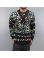 Just Rhyse Seoul Sweatshirt Black/Green