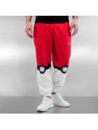 Just Rhyse Jogging pantolonları Catch Them kırmızı