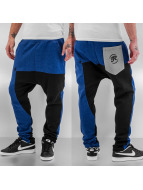 Just Rhyse joggingbroek Two Tone blauw