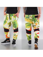 Just Rhyse joggingbroek Flower bont