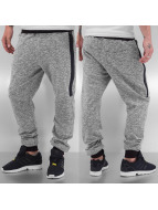 Just Rhyse joggingbroek Melange grijs
