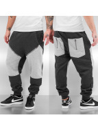 Just Rhyse joggingbroek Crazy grijs