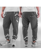 Just Rhyse joggingbroek Desert grijs