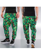 Just Rhyse joggingbroek Jungle groen