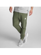 Just Rhyse joggingbroek Baseline olijfgroen