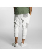 Just Rhyse joggingbroek Ocean Park wit