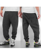 Just Rhyse joggingbroek Lenny zwart